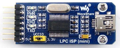 lpc11c14电路图